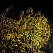 Humanité 2, 1998 - oil on canvas, 100 x 80 cm