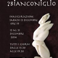 ?Bianconiglio an exhibition by Philippe Delenseigne
